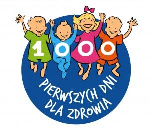 1000dni - logotyp